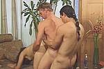 gay mannen met vrouw
